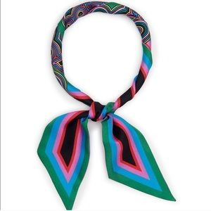 henri bendel Accessories - NWT Henri Bendel Rainbow Scarf